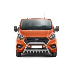 Pare-Buffle Ford Custom - Avec Griffes Inox - (à partir de 2018)