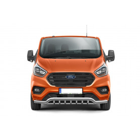 Pare-Chocs Ford Custom - Avec Griffes Inox - (à partir de 2018)