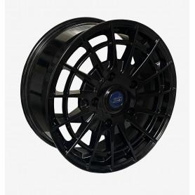 "18"" Ford Transit Custom Rims - Gloss Black - (from 2018)"