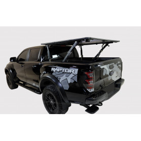 Covers Dumpster Ranger - Top Flip Foldable - Double Cab from 2012