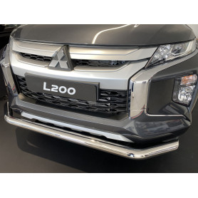 Bumper L200 - Stainless Protection Bar - (from 2020)