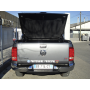 Couvre Benne Amarok - Classic + Roll Bar Inox - (Double Cabine)