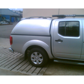 Hard-Top Navara - SJS Prestige Commercial - (D40 King Cabine)