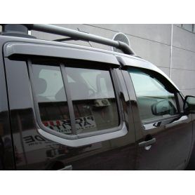 Air L200 deflectors - (Triton Double Cabin from 2006 to 2015)