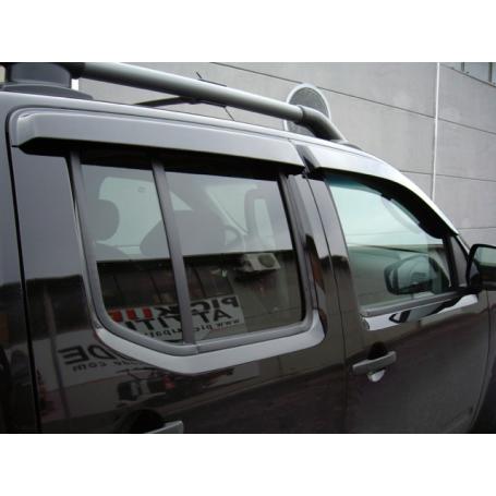 Déflecteurs d'Air L200 - (Triton Double Cabine de 2006 à 2015)