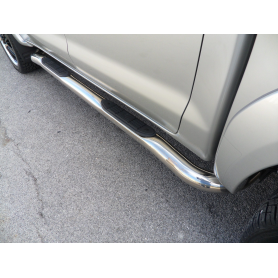 Walking Foot L200 - Tubulars Stainless - (KB4T Double Cab from 2006 to 2009)