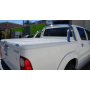Couvre Benne Hilux - Multiposition + Roll Bar Inox - (avant 2016)