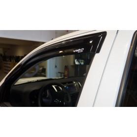 Déflecteurs d'Air Hilux - (Vigo Extra Cabine de 2005 à 2015)