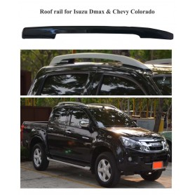 Portage Bars D Max - Roof Bars - (Crew Cab from 2012)