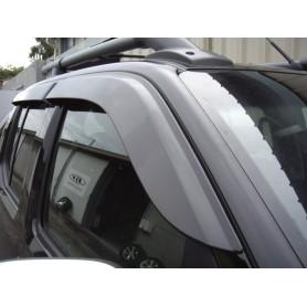 Déflecteurs d'Air Navara - (D40 King Cabine)