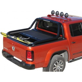 Couvre Benne Amarok - Rideau Coulissant - (Canyon Double Cabine )