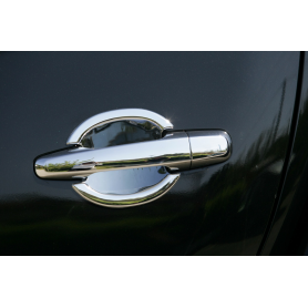 L200 embellishments - Door handles - (Double Cab from 2010 to 2015)