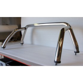 Roll Bar Hilux - Arceau en stainless steel- (2005 to 2015)