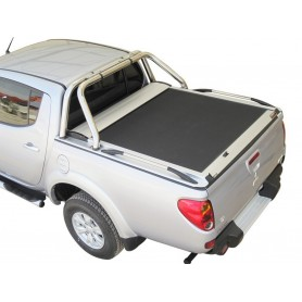 Cover Benne L200 - Sliding Curtain - (Double Cab from 2010 to 2015)