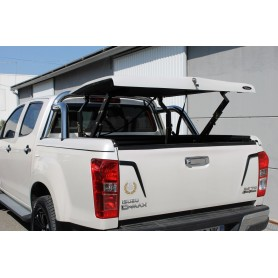 Cover Benne D Max - Multiposition - Roll Bar - (from 2012)