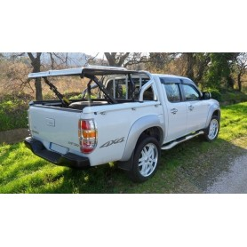 Cover Benne bt-50 - Multiposition - Roll Bar Inox - (before 2012)