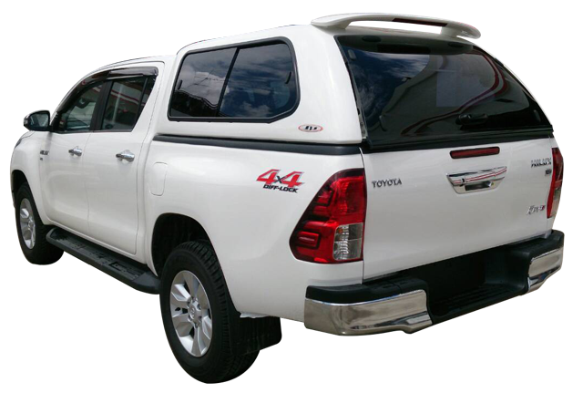 Hard-Top Hilux - SJS Centralisé Vitré - (Double Cab à partir de 2016)