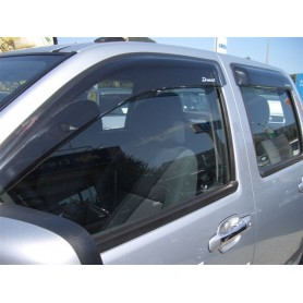 Air D Max deflectors - (Crew Cabin from 2007 to 2011)