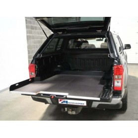 D-Max Benne Plateau - Sliding - (Double Cab from 2012)