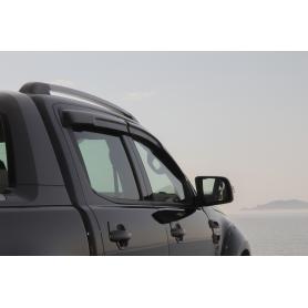 Déflecteurs d'Air Ranger - (Double Cabine à partir de 2012)