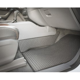Navara Cabin Carpet - 9 pieces - (Double Cab from 2016)