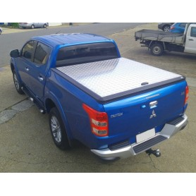Cover Benne L200 - Aluminium EGR - (Double Cab from 2016)