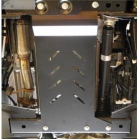 Blindage Pont & Transmission Ranger - Aluminium - (à partir de 2012)