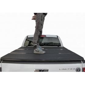 Couvre Benne Ranger - Repliable Rigide - (Double Cab à partir de 2012)