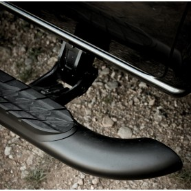 X-Class ElectricPieds Walk - E-Step Black Steel
