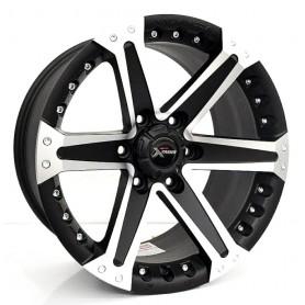 Ranger rims - Alu 18 inches Yachiyoda - XT16 Black Matt Polish