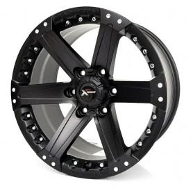 Hilux rims - Alu 18 inches Yachiyoda - XT16 Black Matt