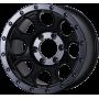 Jantes BT 50 - Alu 20 Pouces Yachiyoda -  XJ-01 Black Matt