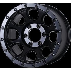 Jantes Hilux - Alu 20 Pouces Yachiyoda -  XJ-01 Black Matt