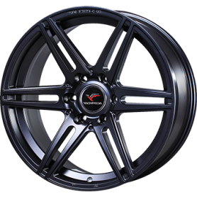 Navara rims - Alu 20 inches Yachiyoda - LX3-BKM Black Matt