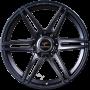 Jante Classe X - Alu 20 Pouces Yachiyoda -  LX3-BKM Black Matt