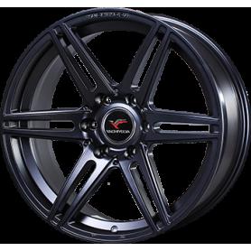 X-Class Rim - Alu 20 Inches Yachiyoda - Matt LX3-BKM Black