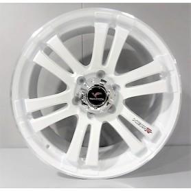 D Max - Alu 20 Inches Yachiyoda - Hexa T6 White