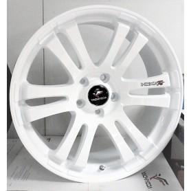 Navara rims - Alu 20 inches Yachiyoda - Hexa T6 White