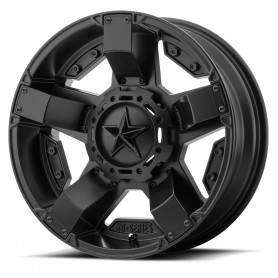 Set 4 Ranger Rims - 18-inch Alu - Rockstar II - Satin Black