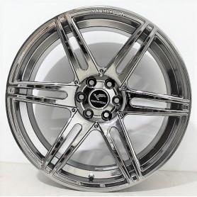Ranger rims - Alu 20 inches - LX3 - Black Chrome