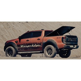 Benne Ranger Cover - Flip-Top Repliable - Double Cab from 2012