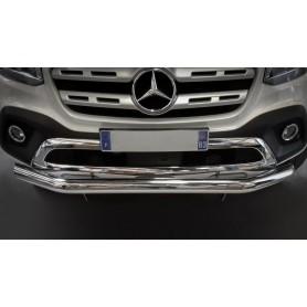 X-Class Bumper - Chromé Stainless Protection Bar