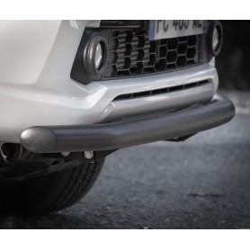 Bumper L200 - Black Protection Bar - (from 2016)