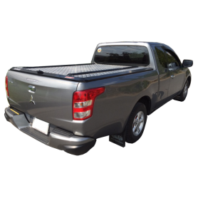 Cover Benne Fullback - Aluminium Outback - (Club Cab from 2016)
