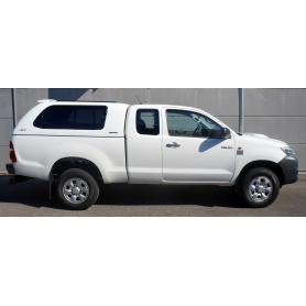 Hard-Top Hilux - SJS Centralized Vitré - (Extra Cab from 2005 to 2015)