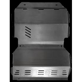 Amarok Engine Armour - Carter Alu Protection - (Double Cabin)