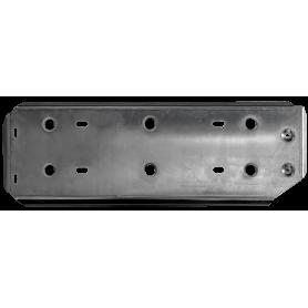 Amarok Transmission Bridge Protection - Aluminum - (Double Cabin)