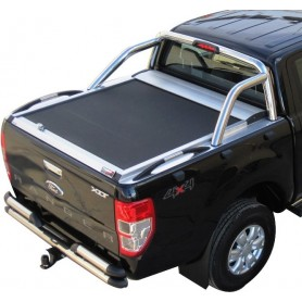 Cover Benne Ranger XLT and Limited - Sliding Curtain - Alu