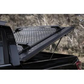 Couvre Benne Classe X - Alu Outback Noir - Double Cab à partir de 2017