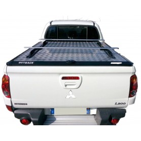 Cover Benne L200 - Aluminium Outback - (Double Cabin from 2010 to 2015)